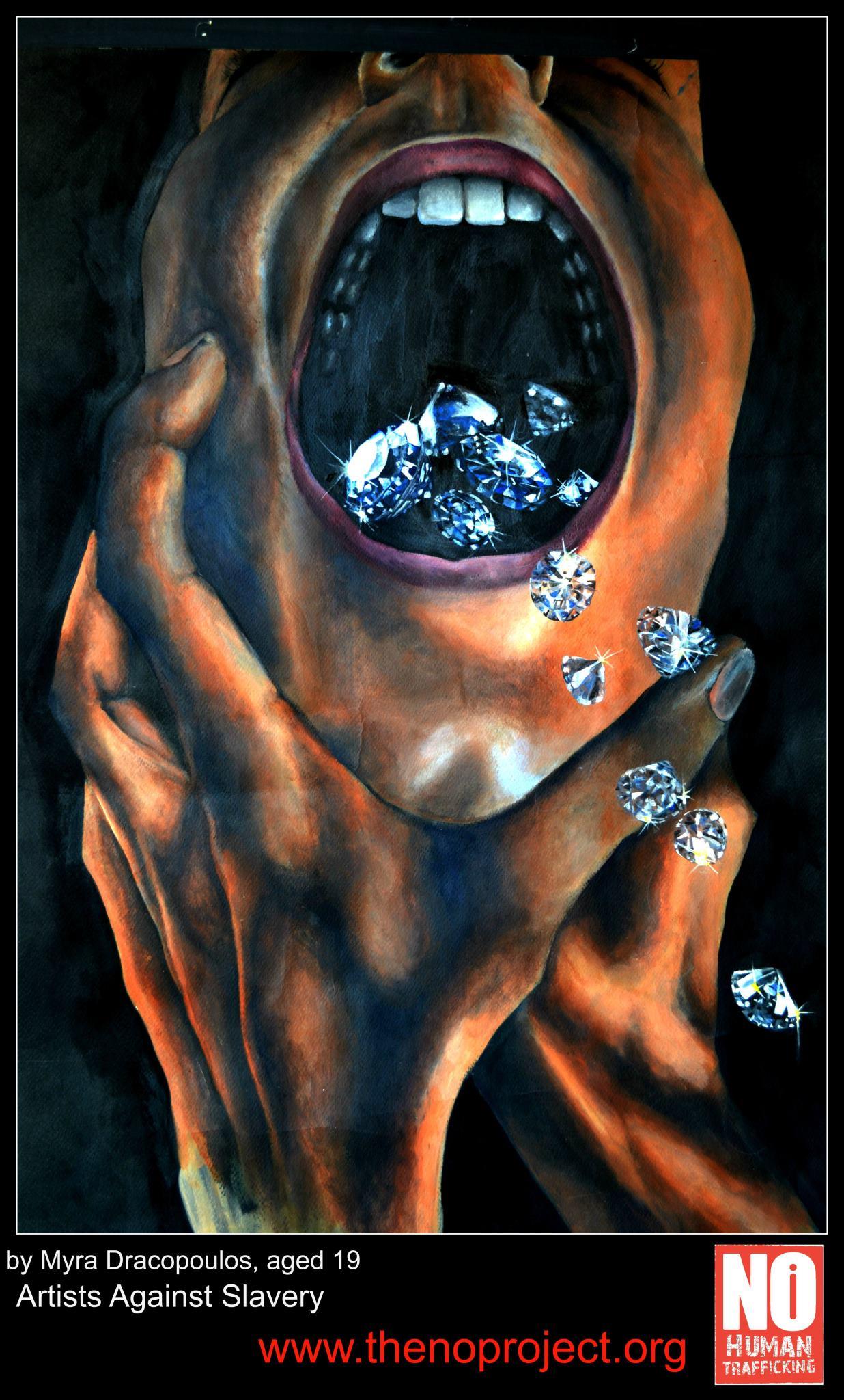 Diamonds by Myra